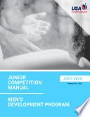 Men S Development Program 2021 2024 Junior Competition Manual
