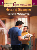 House of Strangers Book