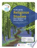 WJEC GCSE Religious Studies  Unit 2 Religion and Ethical Themes