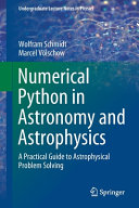 Numerical Python In Astronomy And Astrophysics