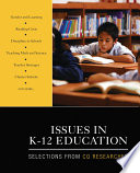Issues in K-12 Education
