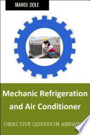 Mechanic Refrigeration And Air Conditioner Book PDF