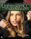 Pdf The Adobe Photoshop Lightroom CC Book for Digital Photographers Telecharger