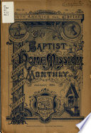 The Baptist Home Mission Monthly Book