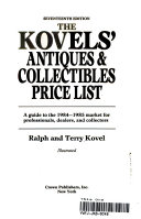 The Kovels  Antiques and Collectibles Price List
