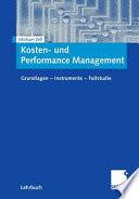 Kosten- und Performance Management