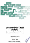 Environmental Stress in Plants