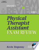 Physical Therapist Assistant Exam Review