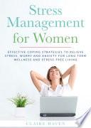 Stress Management for Women Book PDF