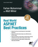 Real World ASP NET Best Practices