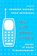The Cell Phone Reader