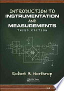 Introduction to Instrumentation and Measurements  Third Edition Book