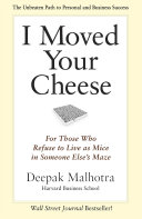 I Moved Your Cheese Pdf/ePub eBook