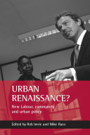 Urban Renaissance?