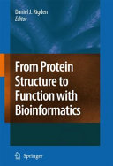 From Protein Structure to Function with Bioinformatics