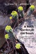Pdf A Rock Garden in the South Telecharger