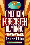 American Forecaster Almanac  1994