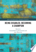 Being Disabled  Becoming a Champion