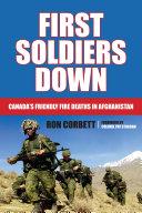 First Soldiers Down Pdf/ePub eBook