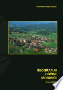 Geografija obèine Moravèe
