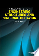 Analysis of Engineering Structures and Material Behavior Book
