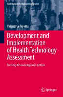 Development and Implementation of Health Technology Assessment Book