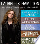 Laurell K. Hamilton's Anita Blake, Vampire Hunter collection 6-10 image