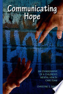 Communicating Hope Book