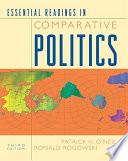Essential Readings in Comparative Politics