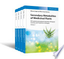 Secondary Metabolites of Medicinal Plants, 4 Volume Set