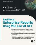 Pdf Real World Enterprise Reports Using VB6 And VB .NET Telecharger