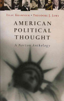 American Political Thought Book PDF