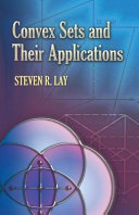 Convex Sets and Their Applications