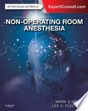 Non Operating Room Anesthesia E Book