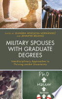 Military Spouses With Graduate Degrees