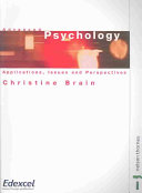 Advanced Psychology