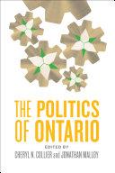 Pdf The Politics of Ontario