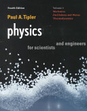 Physics for Scientists and Engeneers