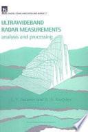 Ultrawideband Radar Measurements
