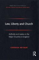 Law, Liberty and Church [Pdf/ePub] eBook
