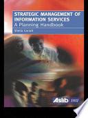 Strategic Management of Information Services
