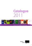 Catalogue of Publications