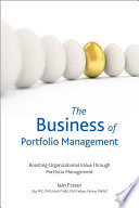 Business of Portfolio Management