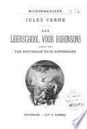 Een Leerschool Voor Robinsons