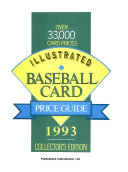 Illustrated Baseball Card Price Guide