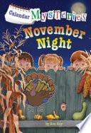 Calendar Mysteries 11 November Night