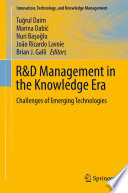 R D Management in the Knowledge Era Book