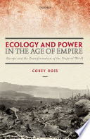 Ecology and Power in the Age of Empire Book