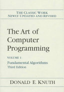 The Art of Computer Programming Book
