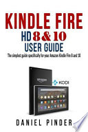 Kindle Fire HD 8 and 10 User Guide
